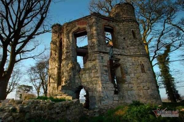 lâu đài,cải tạo nhà,Anh