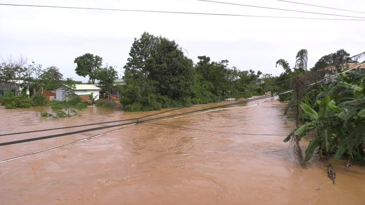 Ngập Lụt,Bình Phước
