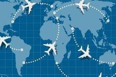 Tại sao máy bay luôn bay theo đường cong?