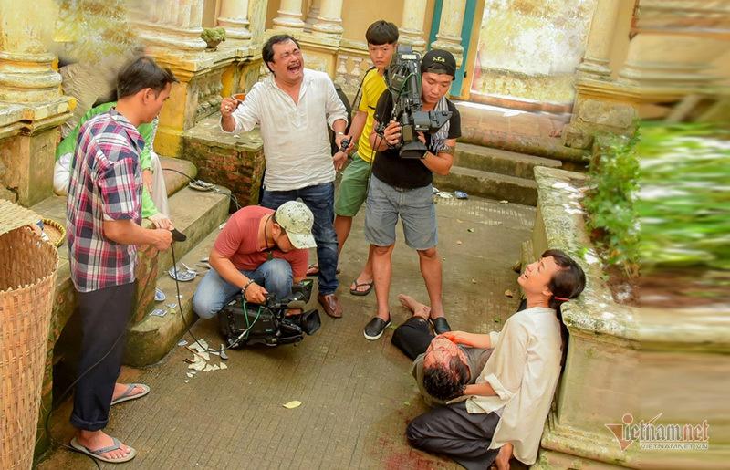 Thảo Trang sợ phải bỏ nhà đi vì cảnh loạn luân với con chồng ở 'Tiếng sét trong mưa'