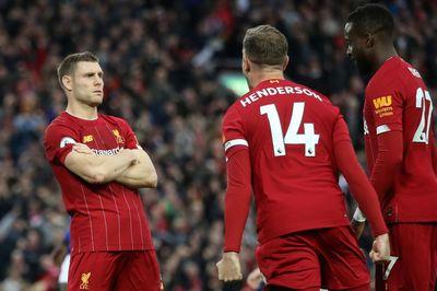 Liverpool hạ Leicester nhờ quả 11m ở phút 95