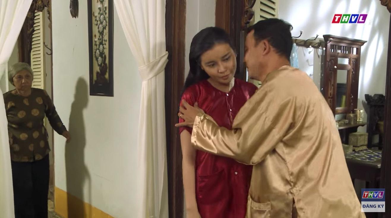 'Tiếng sét trong mưa' tập 30 con dâu dắt nhân tình về nhà trước mặt mẹ chồng