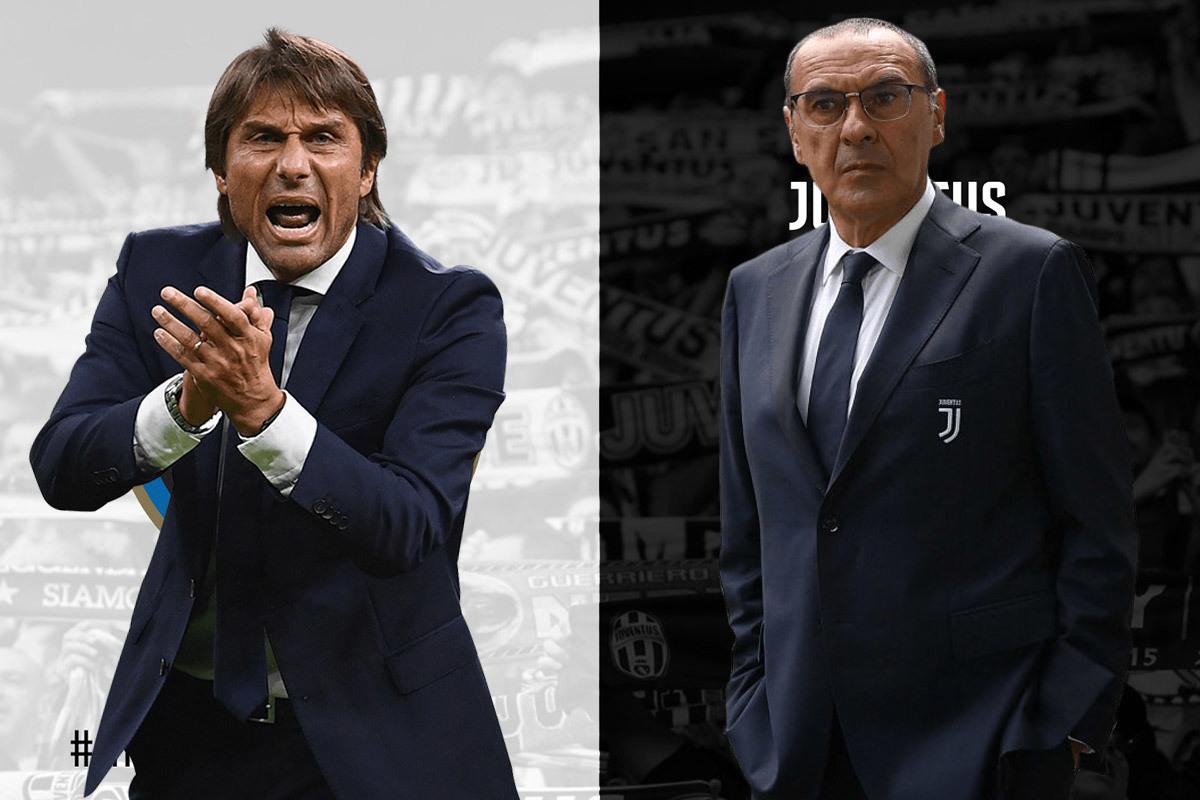 Inter vs Juventus: Ngày Conte quay lưng với tình yêu