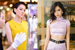 Bích Phương khoe eo thon, Thu Minh mang túi xách 800 triệu