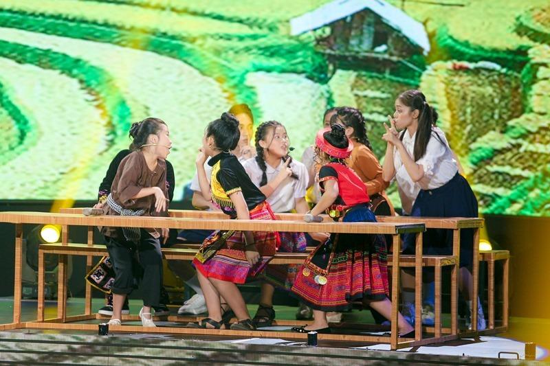 Giọng hát Việt nhí Tập 12,Hương Giang,Đông Hùng