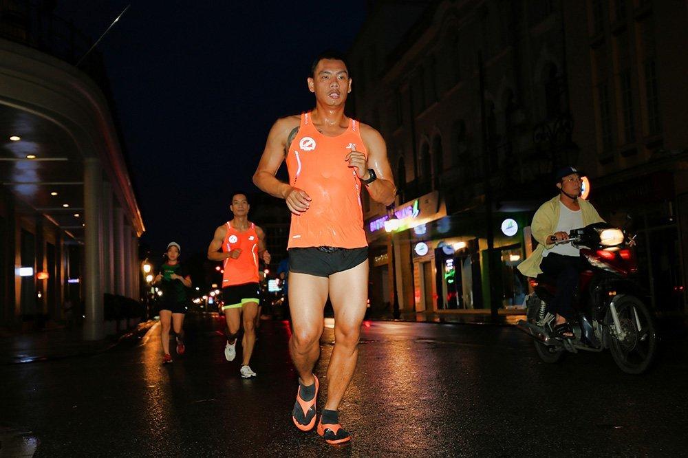 Giải chạy marathon Hà Nội 2019