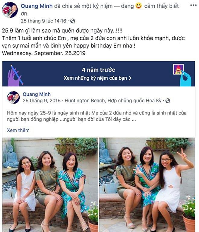 Thanh Bạch tươi cười đi sự kiện giữa ồn ào bị vợ cũ Xuân Hương chỉ trích