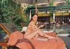 Nhan sắc nóng bỏng của bạn gái Rocker Nguyễn