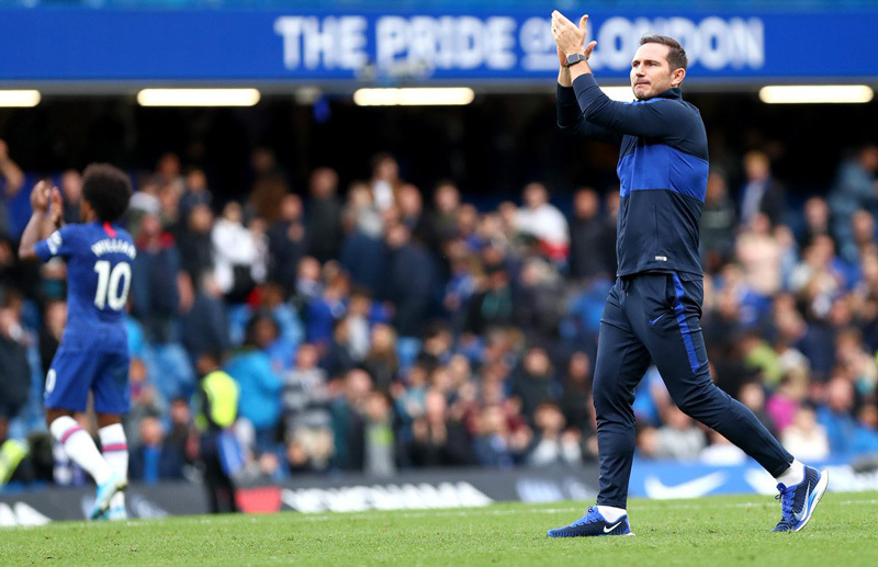Chelsea,Southampton,Frank Lampard