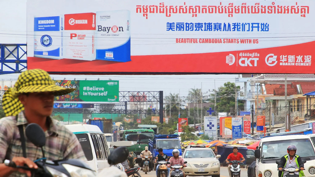 Bóng ma cờ bạc Trung Quốc khiến người Campuchia khốn đốn