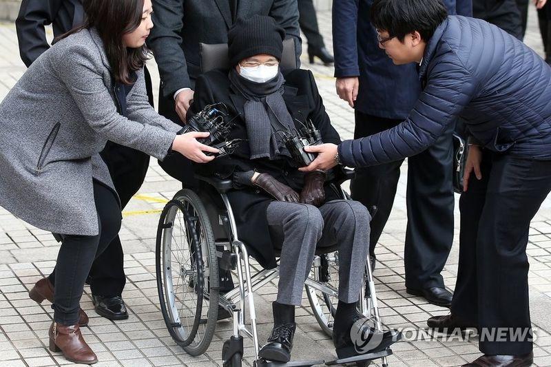 Gia tộc Samsung đeo bám mãi một bệnh di truyền đáng sợ