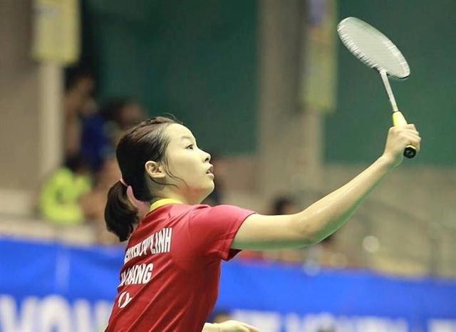 Vietnamese badminton  player Linh makes semi-finals at Indonesian Masters