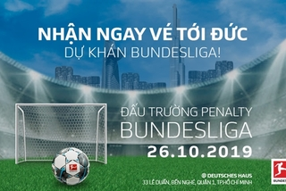Bundesliga to hold first penalty shoot-out competition in Vietnam