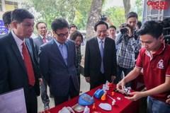 National start-up festival for students held in Hanoi
