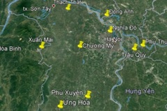 Hanoi sets up weather warning system
