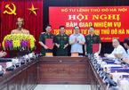 Thiếu tướng Nguyễn Quốc Duyệt nhận nhiệm vụ Tư lệnh Bộ Tư lệnh Thủ đô
