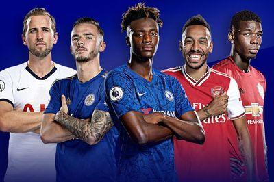 Kết quả bóng đá Ngoại hạng Anh 2019-2020