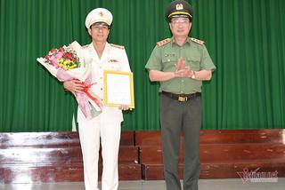 Phó giám đốc Công an Bình Phước làm Giám đốc Công an Bến Tre