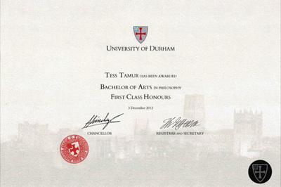 Văn bằng đại học các nước được ghi như thế nào?