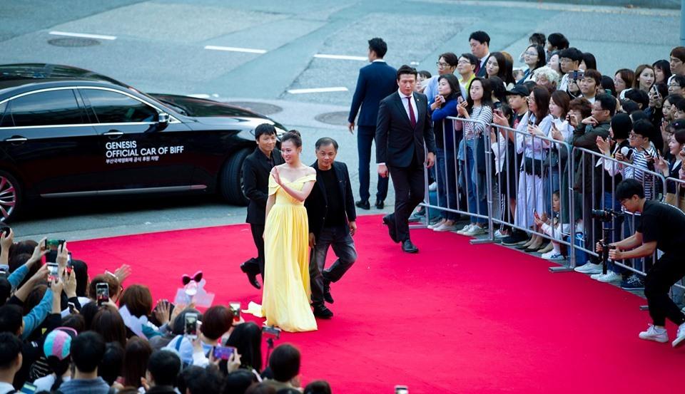 Phương Oanh,Doãn Quốc Đam,Quỳnh búp bê,liên hoan phim Busan