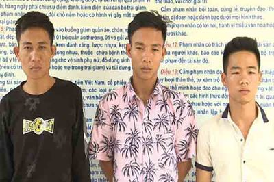 13 cô gái trẻ bị giam lỏng trong quán karaoke, bắt tiếp khách ở Vĩnh Phúc