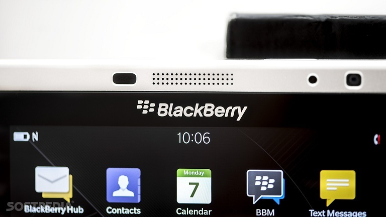 BlackBerry,5G