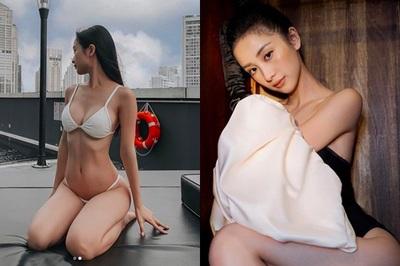 Hot girl Jun Vũ khoe tăng cân, ngày càng gợi cảm khi 'có da có thịt'