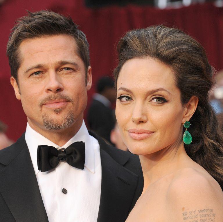 Angelina Jolie gửi tòa bằng chứng chống lại Brad Pitt