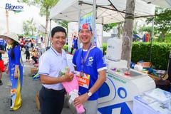 Biontech tiếp sức doanh nhân chinh phục Olympic 2030