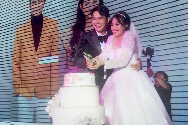 Nghệ sĩ hài tề tựu trong đám cưới Tống Hạo Nhiên - Trà Ngọc