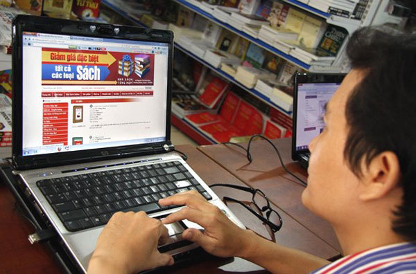 E-book market,e-book library,combat the spread of illegal e-books,entertainment news,what's on,Vietnam culture,Vietnam tradition,vn news,Vietnam beauty,Vietnam news,vietnamnet news,vietnamnet bridge,Vietnamese newspaper,Vietnam latest news,Vietnamese news
