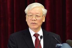 Tổng bí thư, Chủ tịch nước đề nghị TƯ phân tích tình hình Biển Đông
