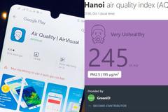 AirVisual bất ngờ khóa ứng dụng ở VN vì 'sợ' cộng đồng mạng?