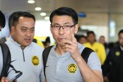 Malaysia có mặt ở Hà Nội, HLV Tang Cheng Hoe từ chối phỏng vấn