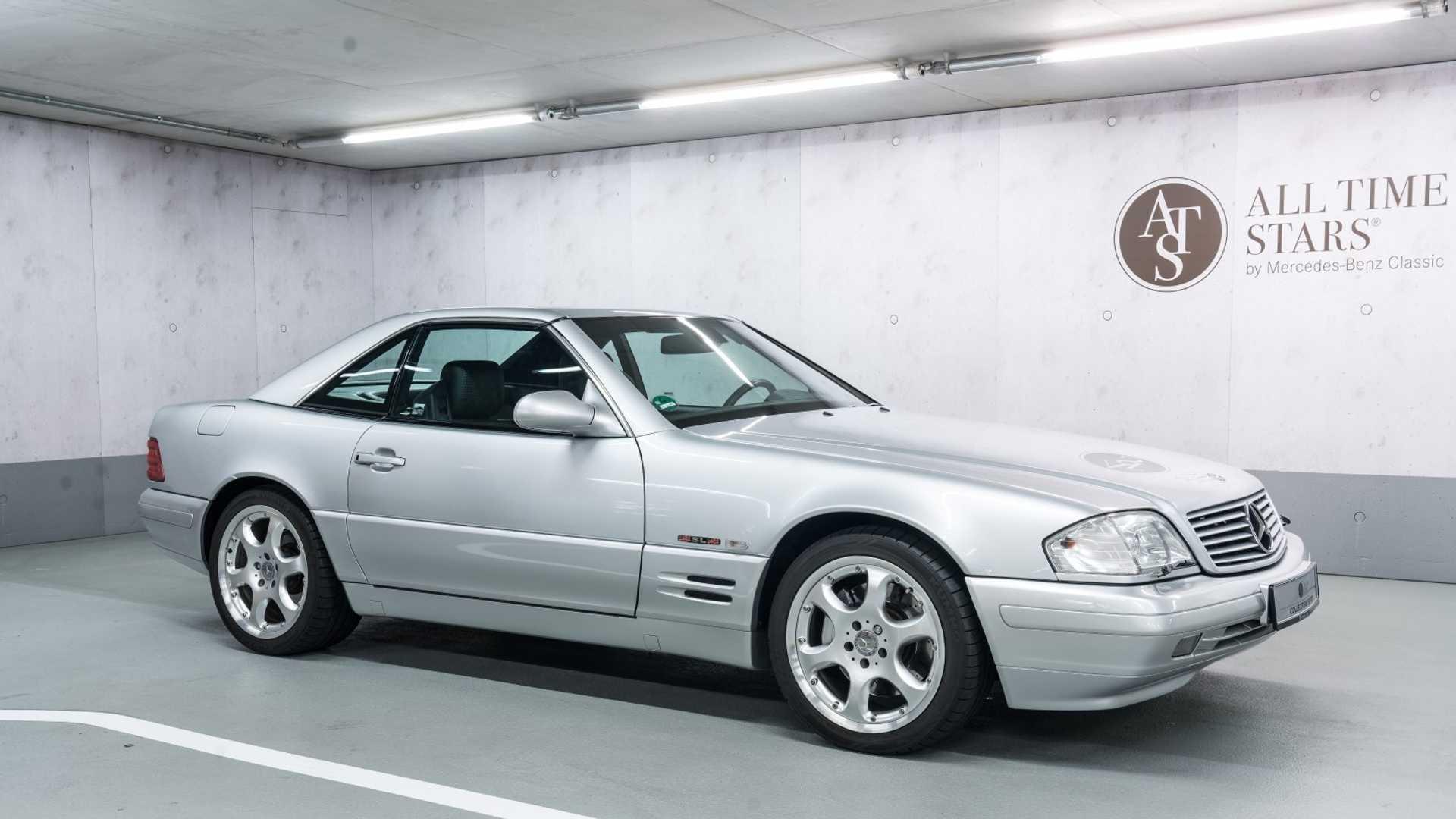 Xe cổ hàng hiếm của Mercedes-Benz rao giá tiền tỷ