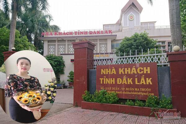 Vụ nữ trưởng phòng Ái Sa: Nhiều cán bộ Đắk Lắk phải... rút kinh nghiệm