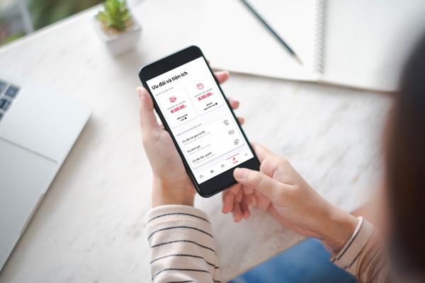 Chủ động kiểm tra hạn mức vay trên ứng dụng Home Credit