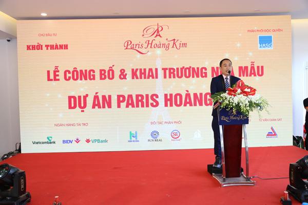 Paris Hoàng Kim hấp dẫn khách hàng cao cấp