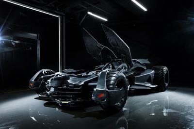 Siêu xe Batman rao bán 850.000 USD
