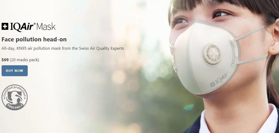 AirVisual là ai? Kết quả đo ô nhiễm không khí liệu có chính xác? - 1