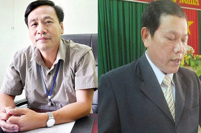 Sai phạm thi tuyển giáo viên, Chủ tịch huyện ở Quảng Ngãi bị kỷ luật