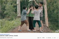 Khởi My hé lộ tuổi thơ bị trêu chọc trong teaser MV mới