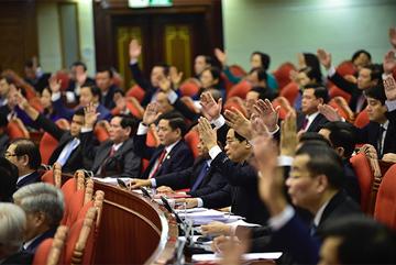Bầu bổ sung 4 ủy viên Ủy ban Kiểm tra Trung ương