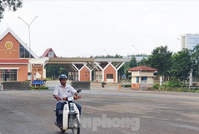 Local authorities try to revive border economic zones