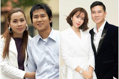 14 năm gắn bó của Hồ Hoài Anh và Lưu Hương Giang