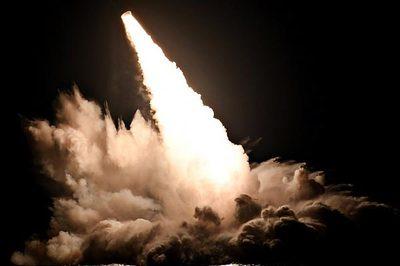 Video hiếm về tên lửa hạt nhân phóng ra từ tàu ngầm