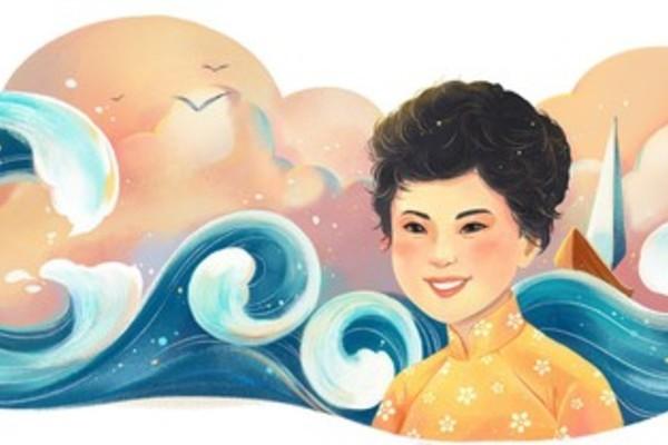 Google Doodles honours Vietnam's poet Xuan Quynh