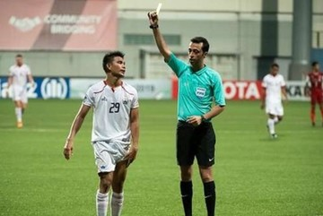 Referees for upcoming World Cup qualifiers revealed