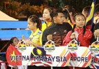 Vietnamese martial artists win seven golds at World Beach Pencak Silat Champs