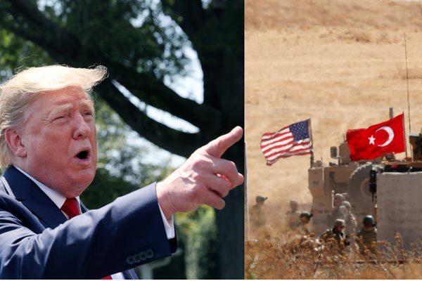 Cảnh báo sắc lạnh của ông Trump gửi Thổ Nhĩ Kỳ